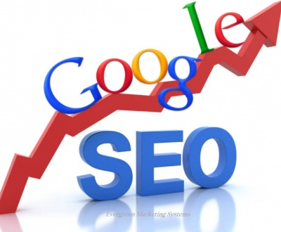 SEO from Evergreen Marketing Systems gets top Google rankings.